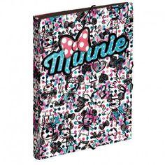Carpeta gomas Minnie Disney 2 Und.