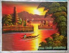 13 Gambar Lukisan Pemandangan Bali Jual Special Lukisan Pemandangan Bedugul Bali Hot Product Jakarta Selatan Shakiraa Store Tokopedia Di 2020 Pemandangan Gambar Bali