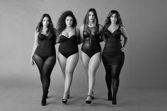 Beautiful Curvy Callendar - 2016 b&w beautiful curves http://beautifulcurvy.com/