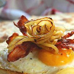 Bacon & Egg Tramezzini