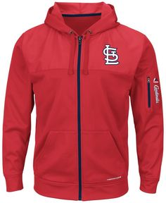 c3d3ebe08f3 Majestic Men s St. Louis Cardinals Payback Moment Full-Zip Hoodie   Reviews  - Sports Fan Shop By Lids - Men - Macy s