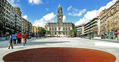 Porto celebra o Centenário da Avenida dos Aliados