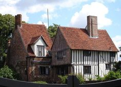 Beeleigh Abbey house, incorporating remains of the earlier monastery on the site Essex England, Tudor House, Grand Homes, Townhouse, Britain, Real Estate, Cabin, House Styles, Places