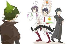 :3 Demon Brothers <3 XD