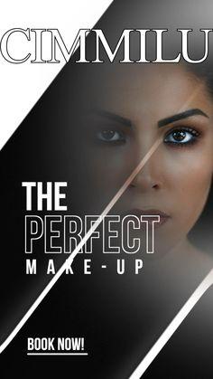 Book now! #makeup #beauty #cimmilu Blue Eye Makeup, Makeup For Brown Eyes, Makeup Art, Hair Makeup, How To Find Out, Make Up, Up Book, Perfect Makeup, Makeup Collection