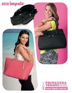 ¿En busca de una nueva bolsa? Compra en línea lo mejor de la Moda Primavera-Verano en www.impuls.com.mx ¡Hacemos envíos a toda la República! #YoSoyImpuls #México