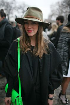 Out and about at Paris Fashion Week