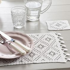 """Anchor Freccia """"Chef Promotion"""" - Placemat & Coaster 