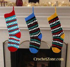 http://crochetzone.com/2015/11/22/free-crochet-pattern-diamonds-gems-stockings/
