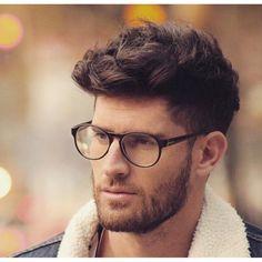 La Moda En Tu Cabello Cortes De Pelo Para Hombres Con Lentes 2016