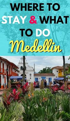 Unsure about where to stay or what to do in Medellin? In this Medellin travel guide we'll show you our favourite places to sleep, drink coffee and…