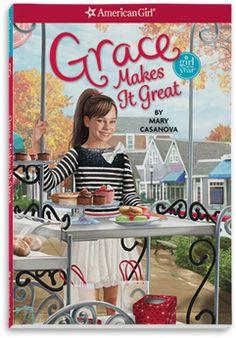 American Girl Grace Thomas book