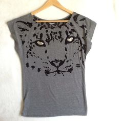 Express top Size xs used once, like new Express Tops