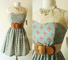 Beautiful '50s style!