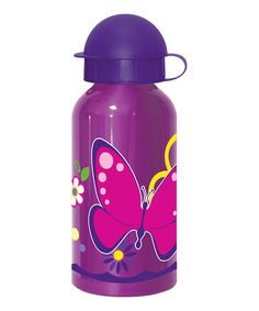 Take a look at this Flower Sports Bottle by Trudeau on #zulily today!