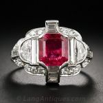Gemstone Rings - Items 12 of 498 - Lang Antiques