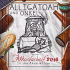 #Ticket  ALLIGATOAH  Erlangen  2 Sitzplätze  Block E  Reihe 1  14.11.16 #Ostereich