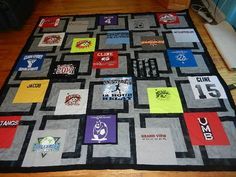 Quilts for grandchildren