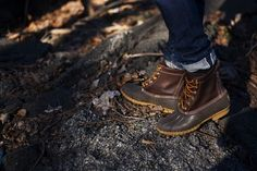 LL Bean boots for winter