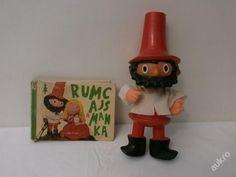 Rumcajs Retro 1, Retro Toys, Retro Vintage, Nostalgia, Childhood Memories, Dolls, Design, Puppet, Doll