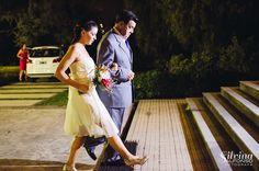 la entrada de la novia a la iglesia