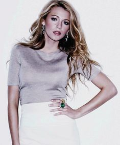 Blake Lively Gorgeous