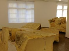 Joesph Beuys show Berlin, Joseph, Table, Furniture, Home Decor, Decoration Home, Room Decor, Tables, Home Furnishings