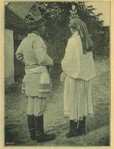 Casopis cesky lid III. Ženich a nevěsta z Javorníka