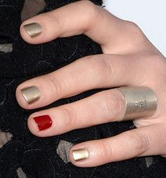 Gel nail color trends 2015