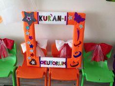 Islam, Preschool, Activities, Frame, Kids, Handmade, Creative, Picture Frame, Young Children