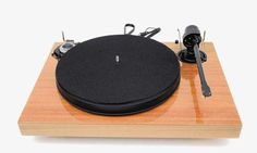 Europe's largest turntable manufacturer posts record sales; plans huge expansion.  Now you wish you hadn't ditched that good ol turntable of yours don't  you?