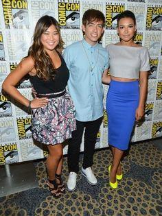 Glee @ Comic-Con - 2012