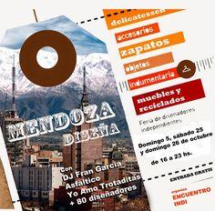 Ecofashion Modas:  Mendoza Diseña, cambió de fecha, AGENDALO para e...
