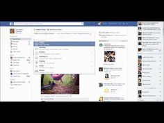 Facebook:  How to write a status -  #socialmarketing #socialmedia #socialmediamanager #social #manager #facebookmarketing This tutorial demostrates two ways you can write a status on Facebook. social media marketing  - #FacebookTips