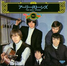 The Rolling Stones - The Early Stones vol. 1