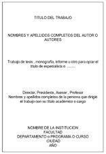 Normas Tecnicas Colombianas: NORMA TECNICA COLOMBIANA NTC 1487 CITAS Y NOTAS AL PIE DE PAGINA Academia, Research Projects, Learning, Report Cards