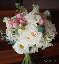 Handtied Flower Arrangement, Floral Arrangements, Hydrangea Centerpieces, Marriage, Rose, Flowers, Plants, Photos, Inspiration