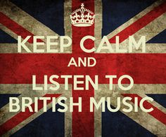 Most of my favorite artists and musicians are British! One Direction, Olly Murs, Cher Lloyd, Coldplay, Adele, ... This list can go on forever... WHY IS BRITISH MUSIC SO GOOD?!