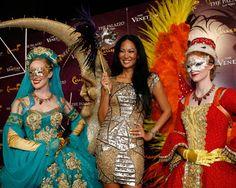 Kimora Lee Simmons brings Fabulosity to Carnevale at The Venetian