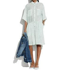 Madewell - Won Hundred® Oda Dress