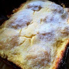 Túrógombóc sütve, ha valami nagyon ízletes édességre vágysz, ezt ne hagyd ki! - Egyszerű Gyors Receptek Hungarian Cake, Hungarian Recipes, Flan, Slab Pie, Sweet And Salty, Winter Food, Pie Recipes, Banana Bread, Food And Drink