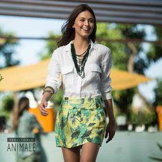 Street Style: look fresh de verão