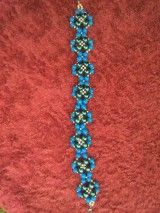 Náramky - Náramok - 6680398_ Friendship Bracelets, Rugs, Jewelry, Decor, Jewellery Making, Dekoration, Jewerly, Decoration, Jewelery