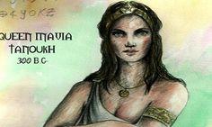 En la primavera del año 378 d.C. lanzaron su ataque a través de Siria y Palestina, llegando hasta Egipto y derrotando batalla tras batalla a los ejércitos romanos