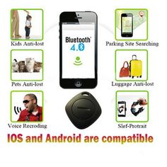Dubai Deals For Wireless ITag Anti Lost Alarm Theft Device Model 2-7