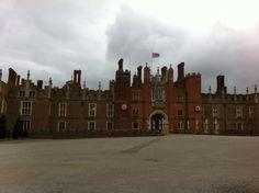 Hampton Court, England
