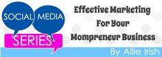 Social Media Marketing Tips for Your Mompreneur Business http://mompreneurmedia.com/social-media-marketing/