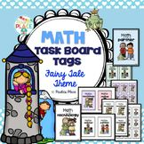 Math Group Posters - Fairy Tale Theme