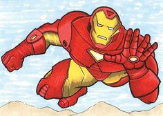 ACEO Artist Sketch Card by Rodney Fyke.  http://www.ebay.com/itm/261134307063?ssPageName=STRK:MESELX:IT&_trksid=p3984.m1555.l2649