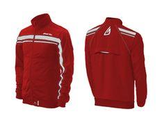 Wholesale Bivarian Red Baseball Jacket Suppliers